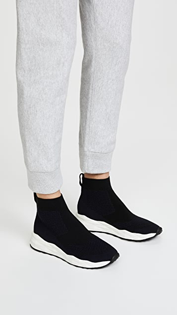 Ash Space Sneaker Boots
