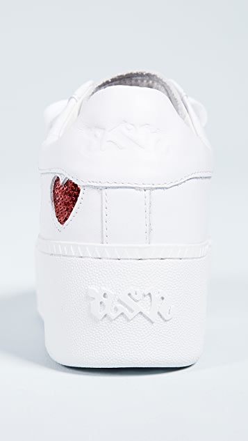 Ash Cute Platform Sneakers