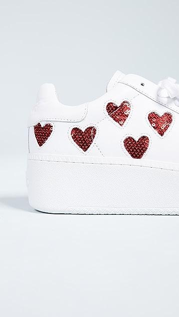 caeee62133c2 ... Ash Cute Platform Sneakers ...