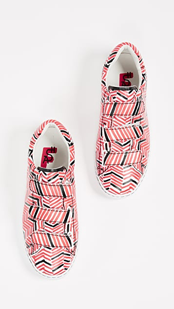 Ash x Filip Pagowski Pharrel Tweed Sneakers