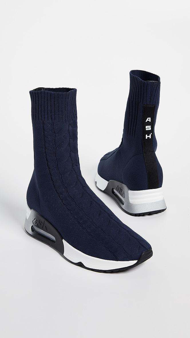 Ash Liv Sneaker   SHOPBOP   Black