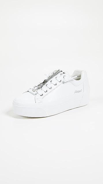 Ash Buzz Platform Sneakers