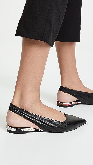 Ash Divina 露跟平底鞋