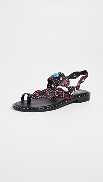 Ash Pacha Sandals