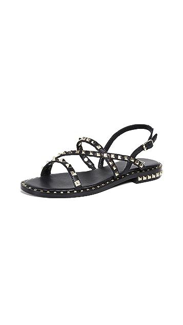 Ash Peace Sandals