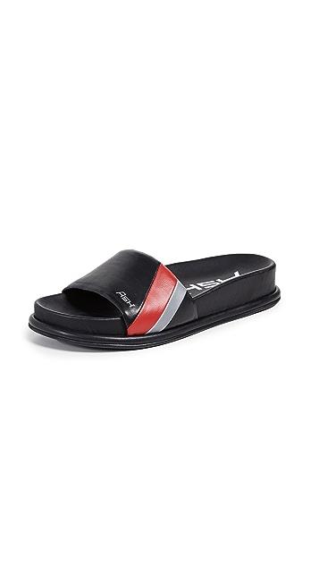 Ash Team Slide Sandals