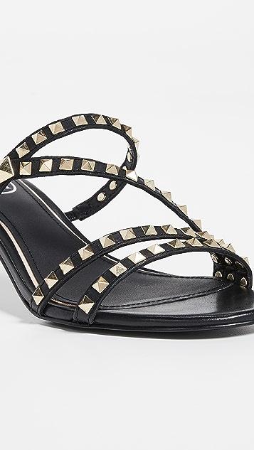 Ash Kate 铆钉穆勒鞋