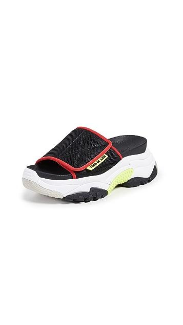 Ash Access Bis Slide Sandals