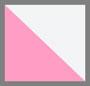 White/White/White/Fluo Pink