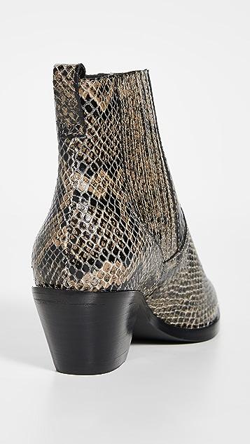 Ash Floyd 短靴
