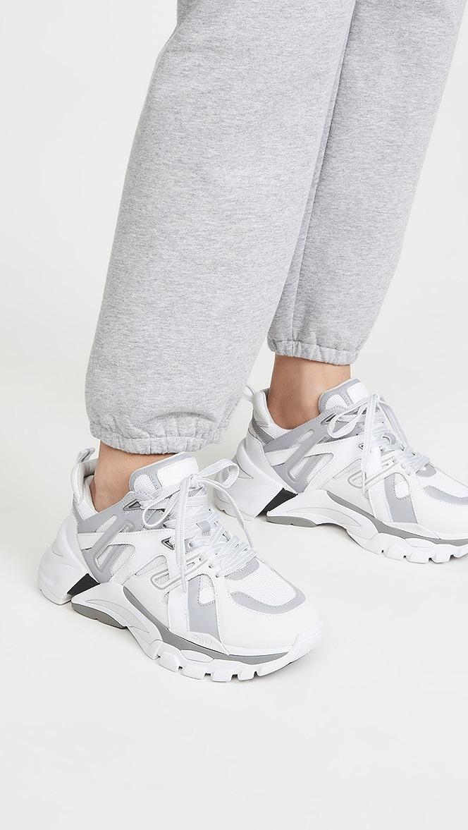 Ash Flash Sneakers | SHOPBOP | Black