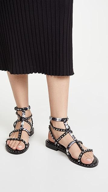 Ash Patchouli 凉鞋