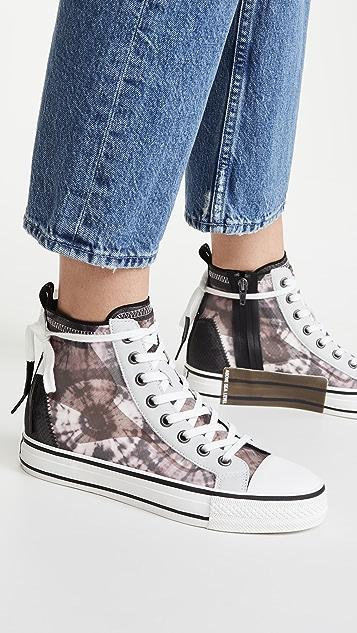 Ash Gasper High Top Sneakers