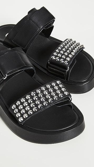 Ash Victory Sandals