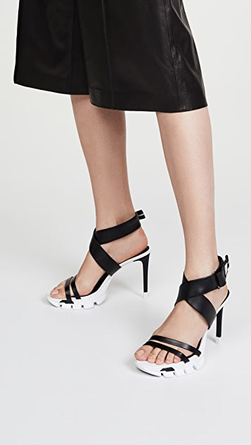 Ash Hot Sandals