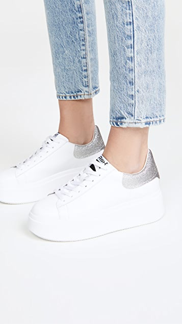 Ash Moby Glitter Sneakers