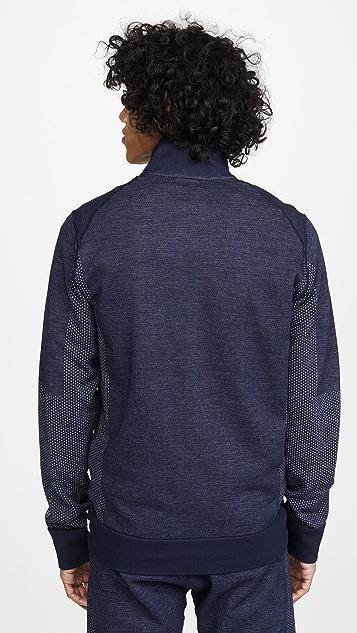 Asics x Reigning Champ Engineered Half Zip Shirt