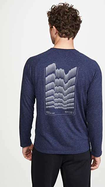 Asics x Reigning Champ Ascent Tee