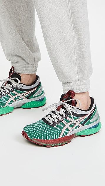 Asics 亚瑟士 FN1S Kiko Gel Nimbus 运动鞋