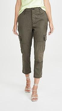 Drop Cargo Pants