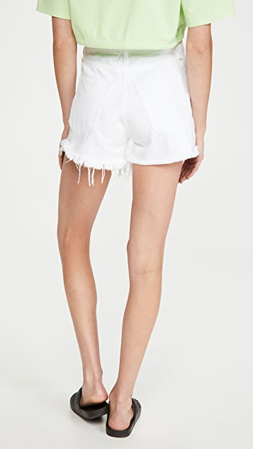 ASKK NY High Rise Shorts