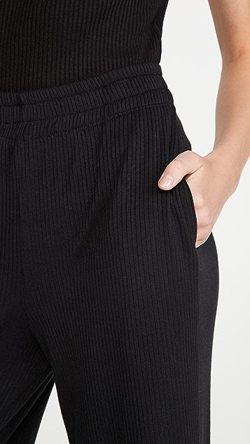 ASKK NY Ribbed Pants