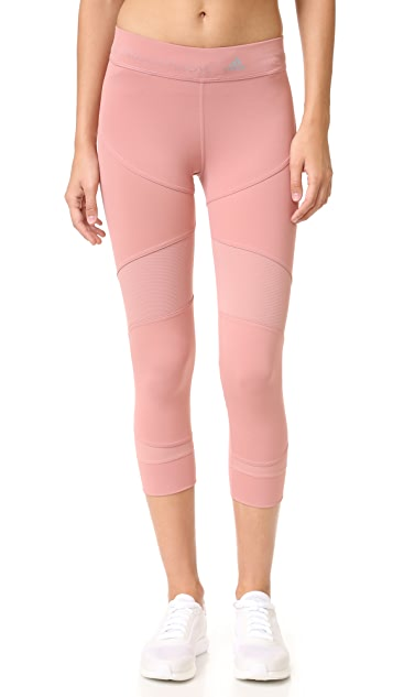 6941df525315d adidas by Stella McCartney Run Clima 3/4 Leggings | SHOPBOP