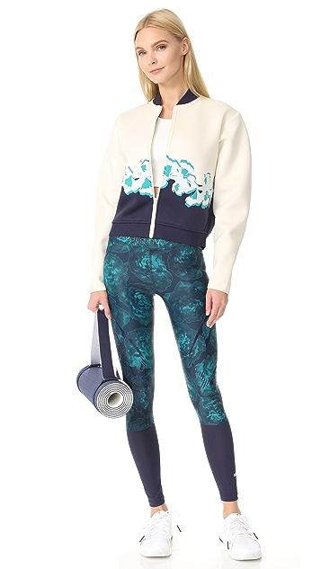 adidas by Stella McCartney Run Springweb Leggings
