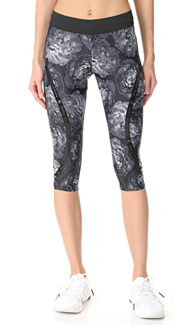 adidas by Stella McCartney Run Climate 3/4 Leggings