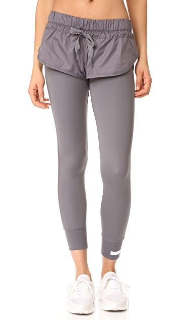adidas short leggings