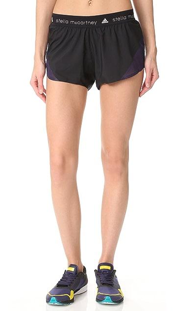 Adidas by Stella McCartney Run ADZ shorts shopbop