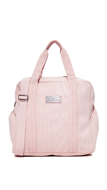 82bf1ab050cd adidas by Stella McCartney Medium Sports Bag