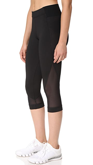 adidas by Stella McCartney Train 3/4 Tights