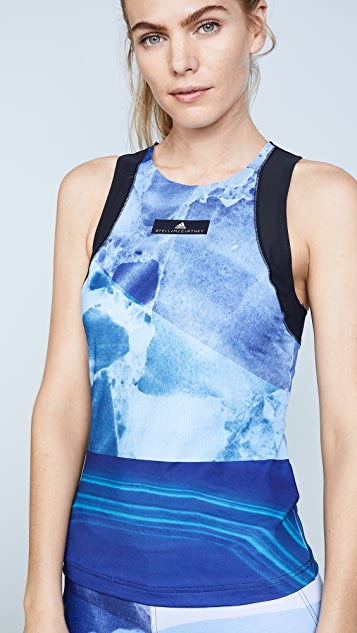 adidas by Stella McCartney Running Stone Tank