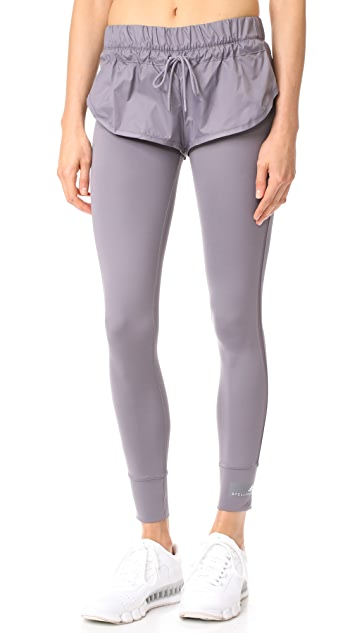 adidas by Stella McCartney Short Tights