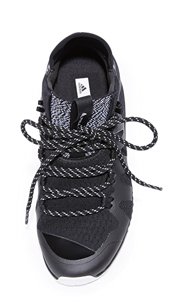 online store 697c9 40a04 ... adidas by Stella McCartney CrazyTrain Bounce Mid Sneakers ...