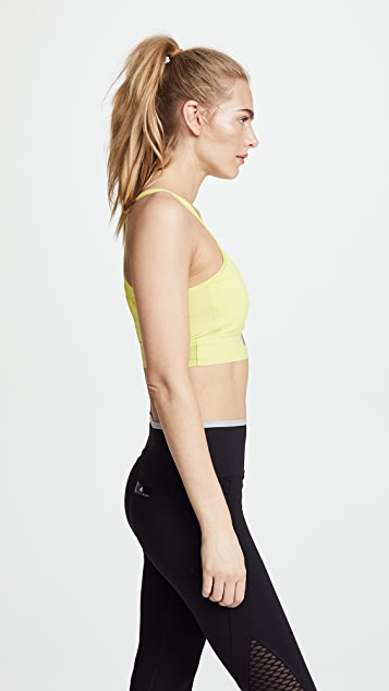 adidas by Stella McCartney Run Adizero Crop Top