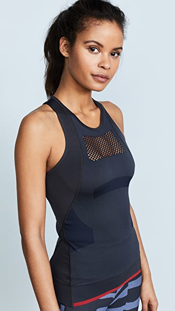 a4a1d0d0d2ab5 ... adidas by Stella McCartney Train Seamless Tank ...