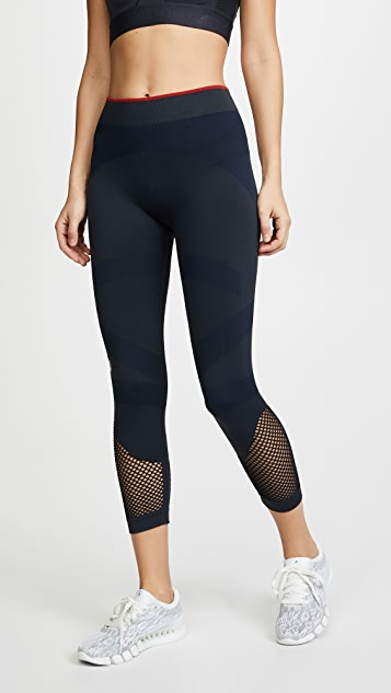 3/4 adidas leggings