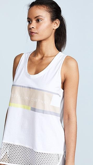 adidas by Stella McCartney Essentials Logo Tank