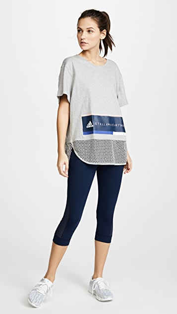 adidas by Stella McCartney Essential Logo Tee