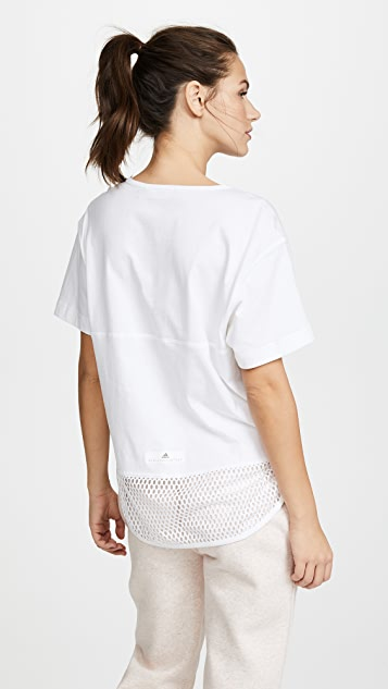 adidas by Stella McCartney Essentials Logo Tee
