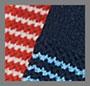 Collegiate Navy/Storm Blue