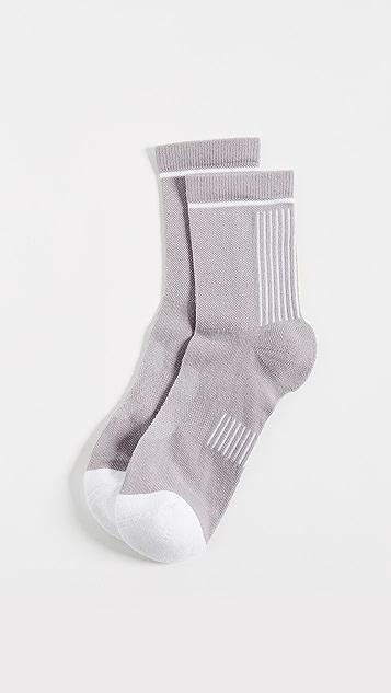 adidas by Stella McCartney Tennis Socks - Pearl Grey
