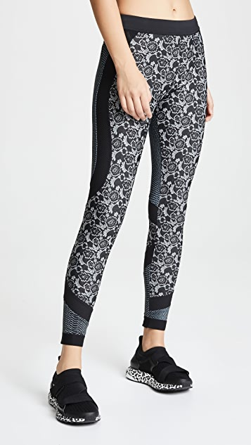 adidas by Stella McCartney Run Printed Leggings