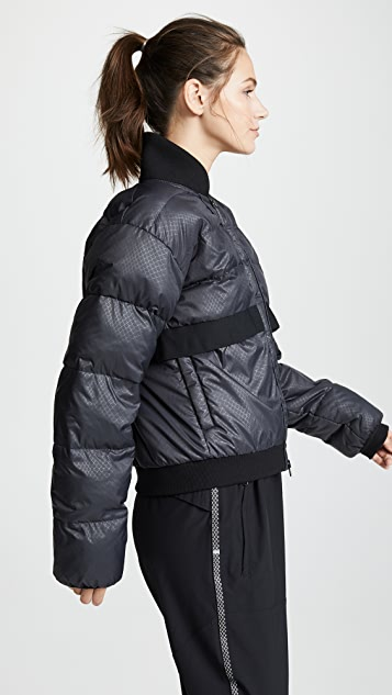adidas by Stella McCartney Essentials Short Padded Jacket