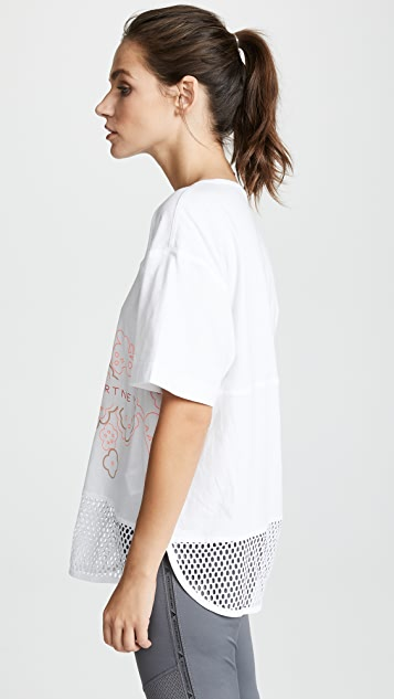 adidas by Stella McCartney Essentials Graphic Tee