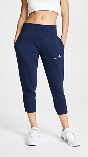 567726a7303c adidas by Stella McCartney Essentials 3 4 Sweatpants