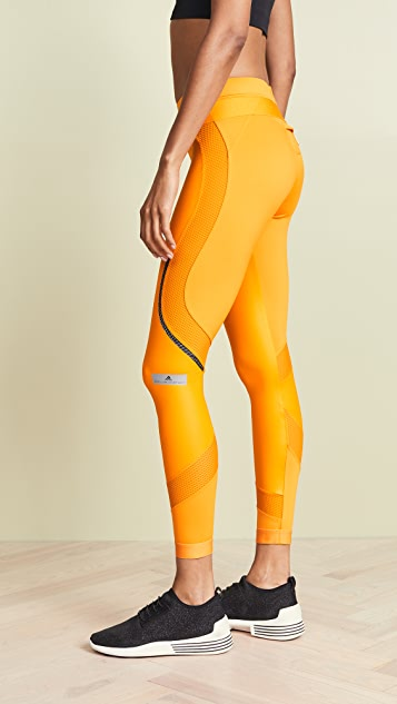 adidas by Stella McCartney Run Long Shiny Leggings