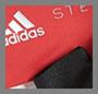 Black/Core Red/Silver